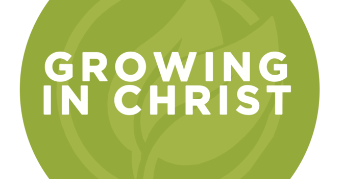 Grow in Christ image