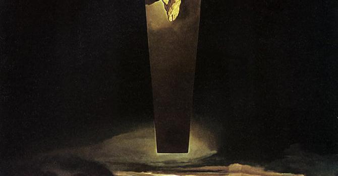 The Christ of St John of the Cross