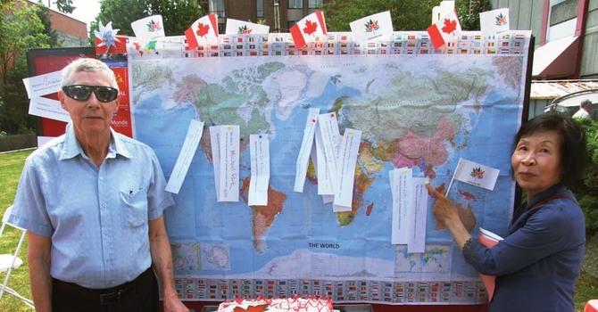 Canada 150 BBQ at HTV image