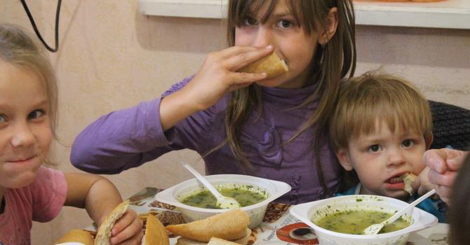 Soup in Ukraine image