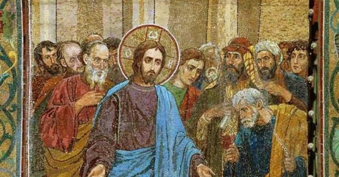 The Nineteenth Sunday after Trinity image