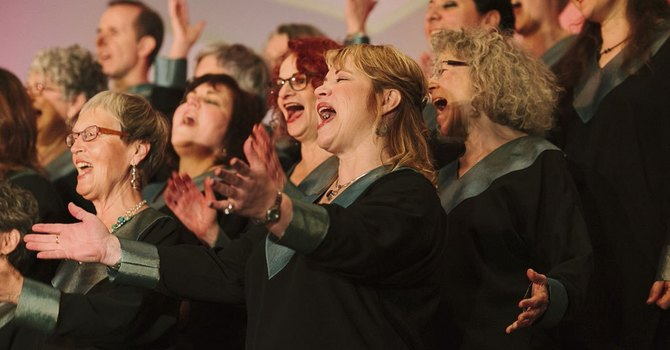 Benefit Concert featuring the Universal Gospel Choir - our thanks! image