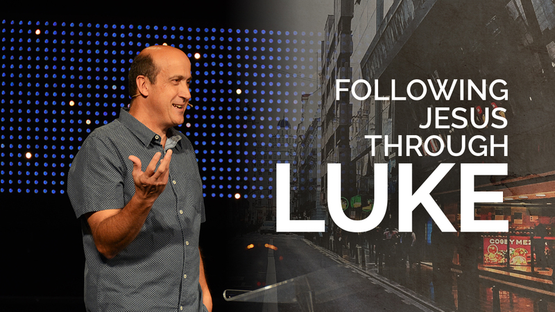 LUKE: Future Church - Invitation and Challenge