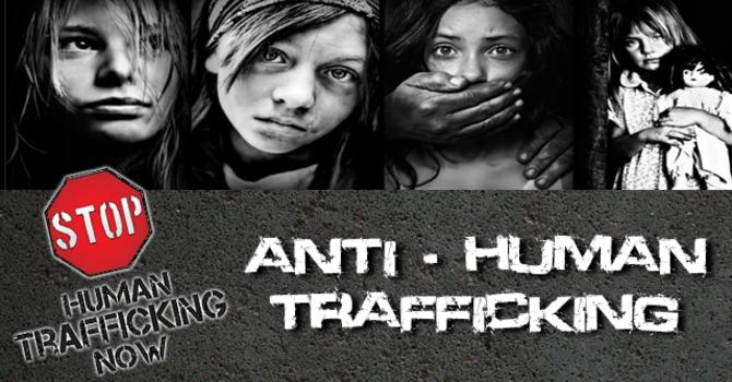 Anti-Human Trafficking  image