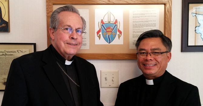 Pope Francis Names New Bishop for Kamloops image