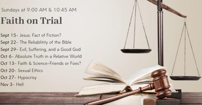 Faith on Trial image