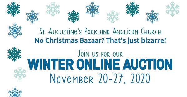 St. Augustine's Online Bazaar