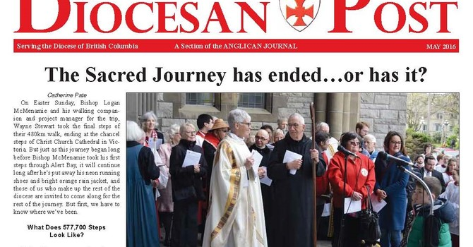 May 2016 Diocesan Post image