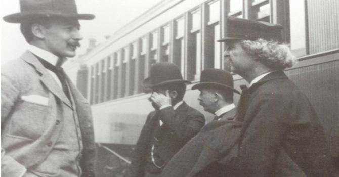 Hard Choices: Clark/Twain in Portland image