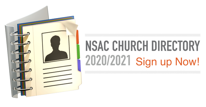 2020/2021 Directory Sign up image