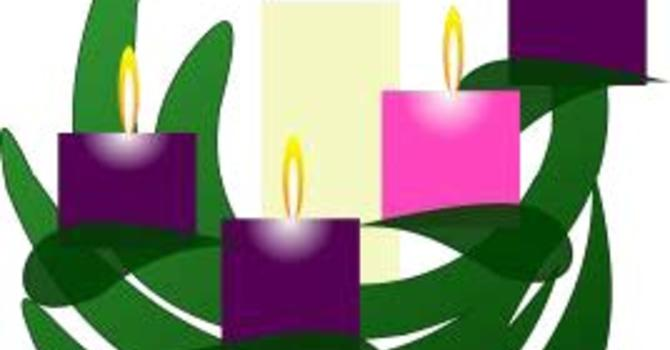 ADVENT NEWSLETTER St. Peter's Williams Lake image