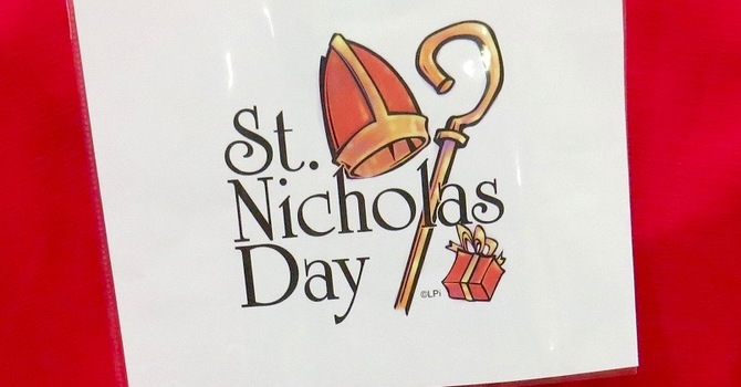 Successful Second Annual St. Nicholas Day image