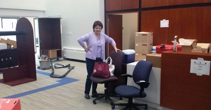 Synod Office Move, Open House and Blessing  image