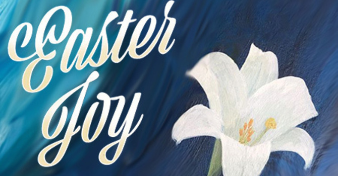 Easter Contemporary Worship Service