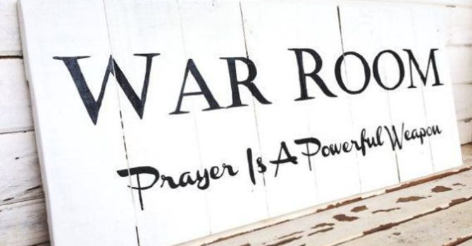 Prayer time/Via zoom