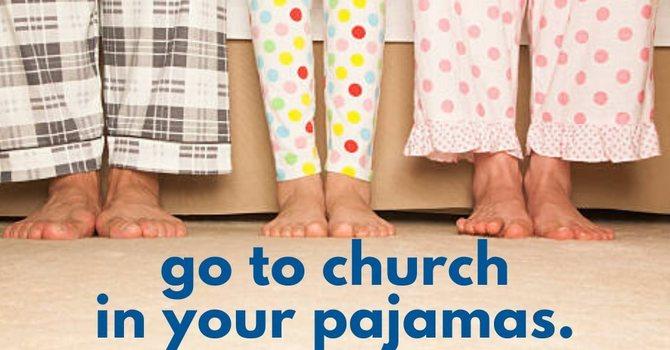 Church in Pajamas image