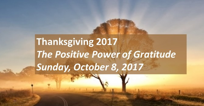 The Positive Power of Gratitude
