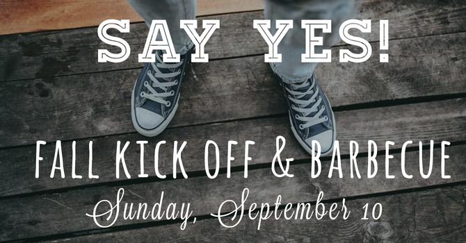 Say YES Sunday!