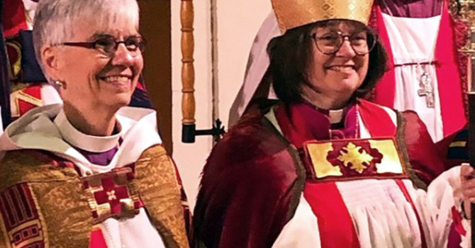 Consecration and Installation of the 10th Bishop of Kootenay