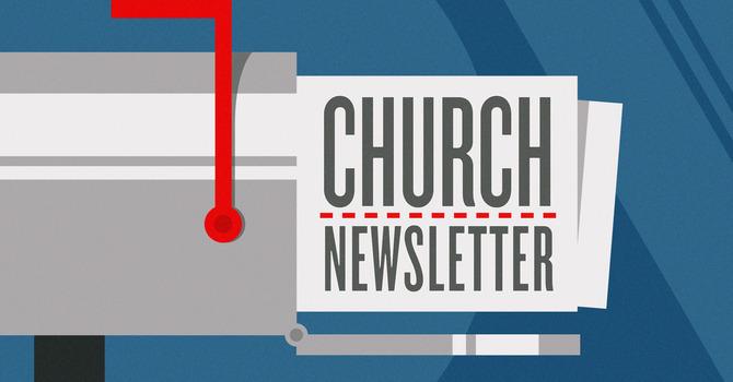 Church Newsletter image