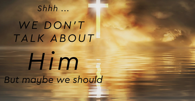 Shh ... We don't talk about Him - 6 Wk Series on the Holy Spirit