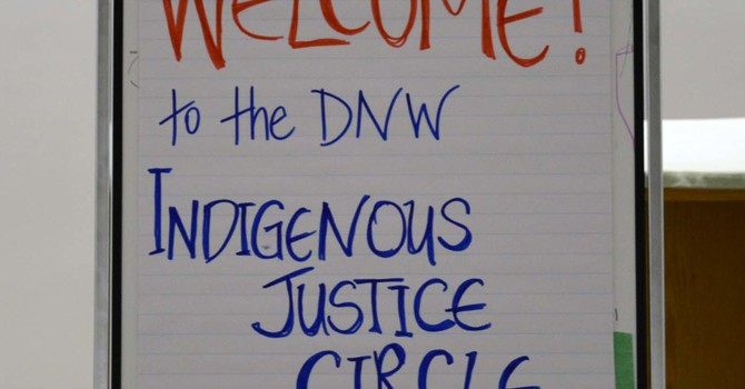 Indigenous Justice Circle - First Meeting image