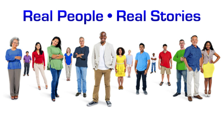 Real Stories: Real People