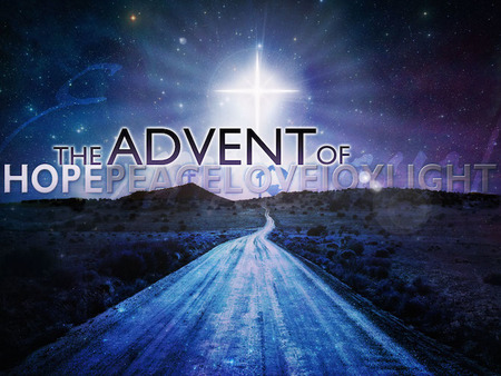 Advent: He is Coming