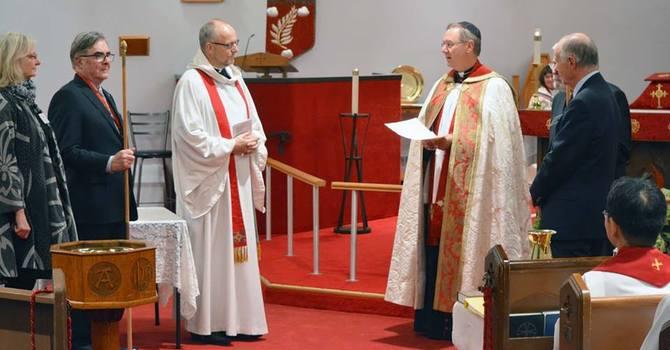 Welcome Canon Jonathan LLoyd image