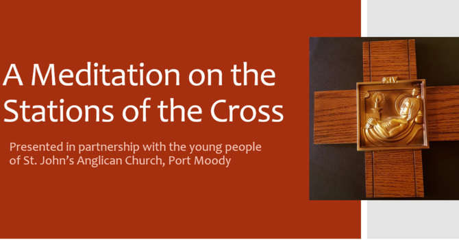 Meditation on the Stations of the Cross image