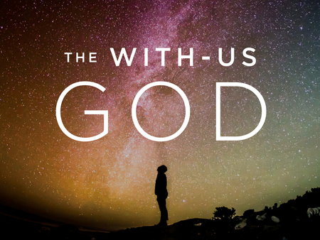 The With-Us God