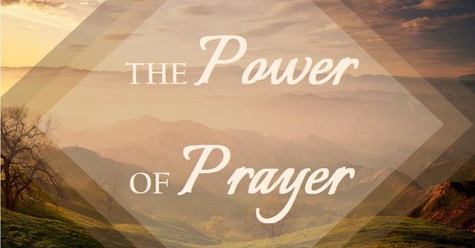 "Wednesday Bible  Study  ""Prayer"""