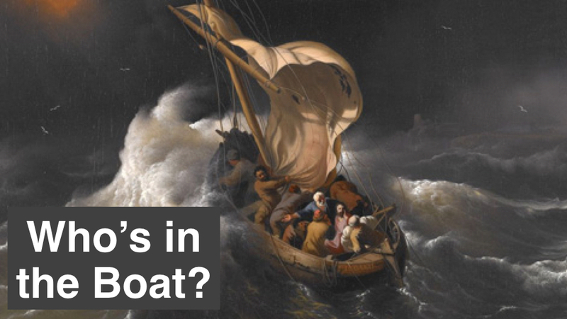 Who's in the Boat?