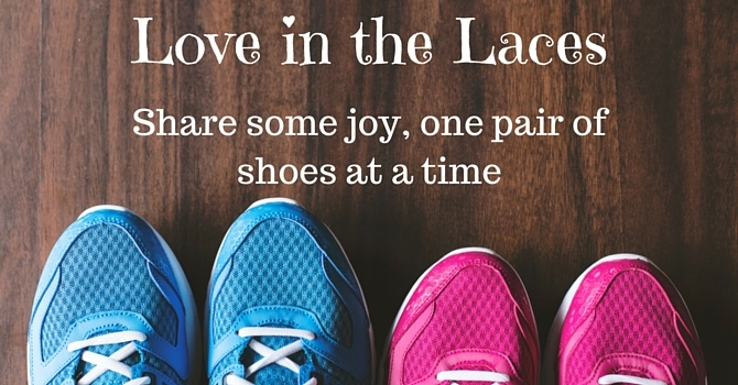Love in the Laces  image