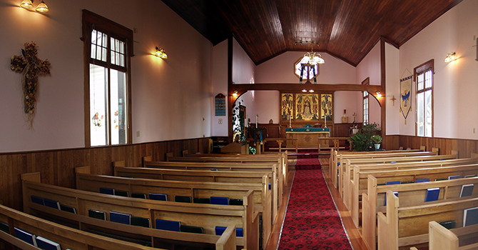 INFINITELY MORE at St. John's, Quesnel image