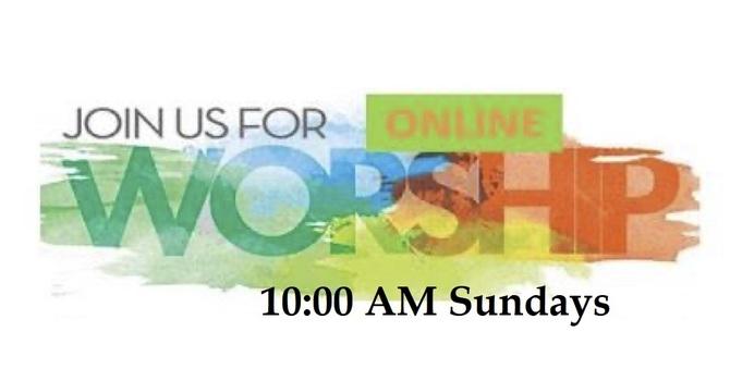 10 AM Sunday Morning Worship
