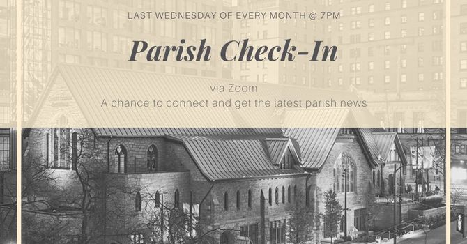 On-Line Parish Check-In