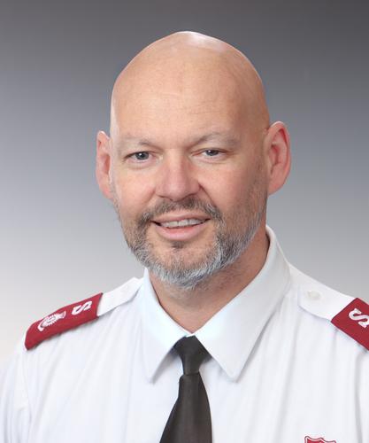 Major Paul  Trickett
