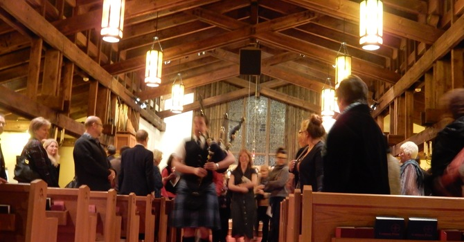 Sold Out Scottish Soiree A Smashing Success! image
