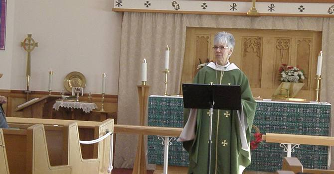 Archbishop Melissa's Visit November 11, 2018 image