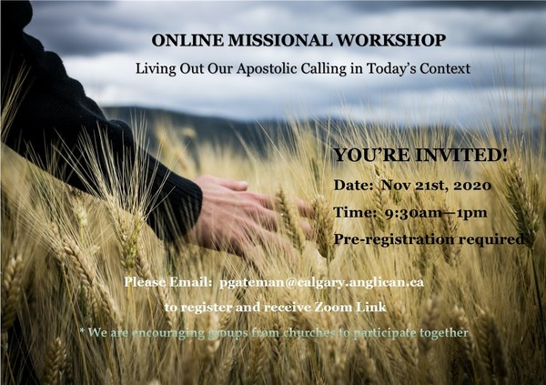 Online Missional Workshop