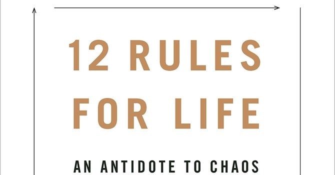 12 Rules for Life An Antidote for Chaos image