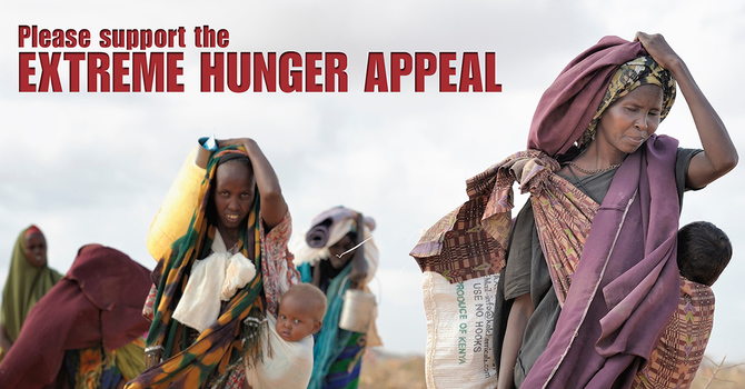 Extreme Hunger Appeal image