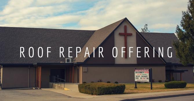 Church Roof Repair image