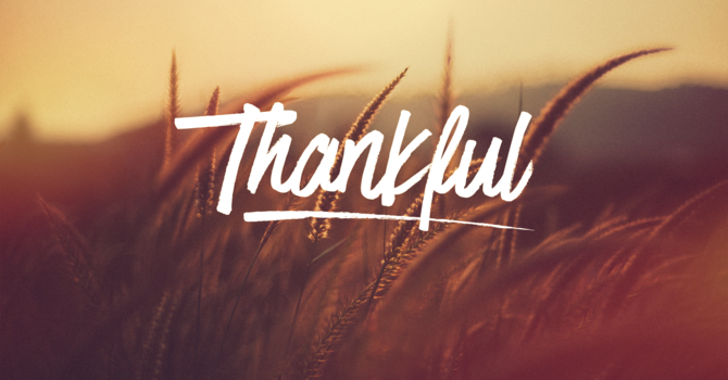 Thankful - A Guide to Thanksgiving 2020