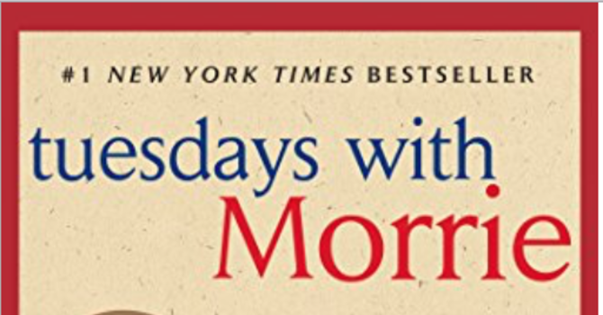 Tuesday's with Morrie image