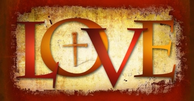 "The Word ""Love"" In The Gospel Of John image"