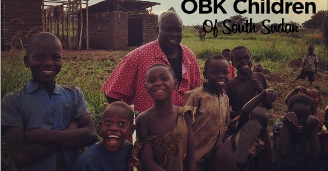 OBK Children - South Sudan -  Moving the children image