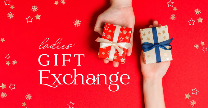 Ladies Christmas Gift Exchange