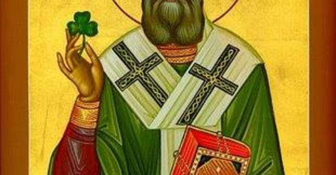 Happy St. Patrick's Day and Upcoming Events image